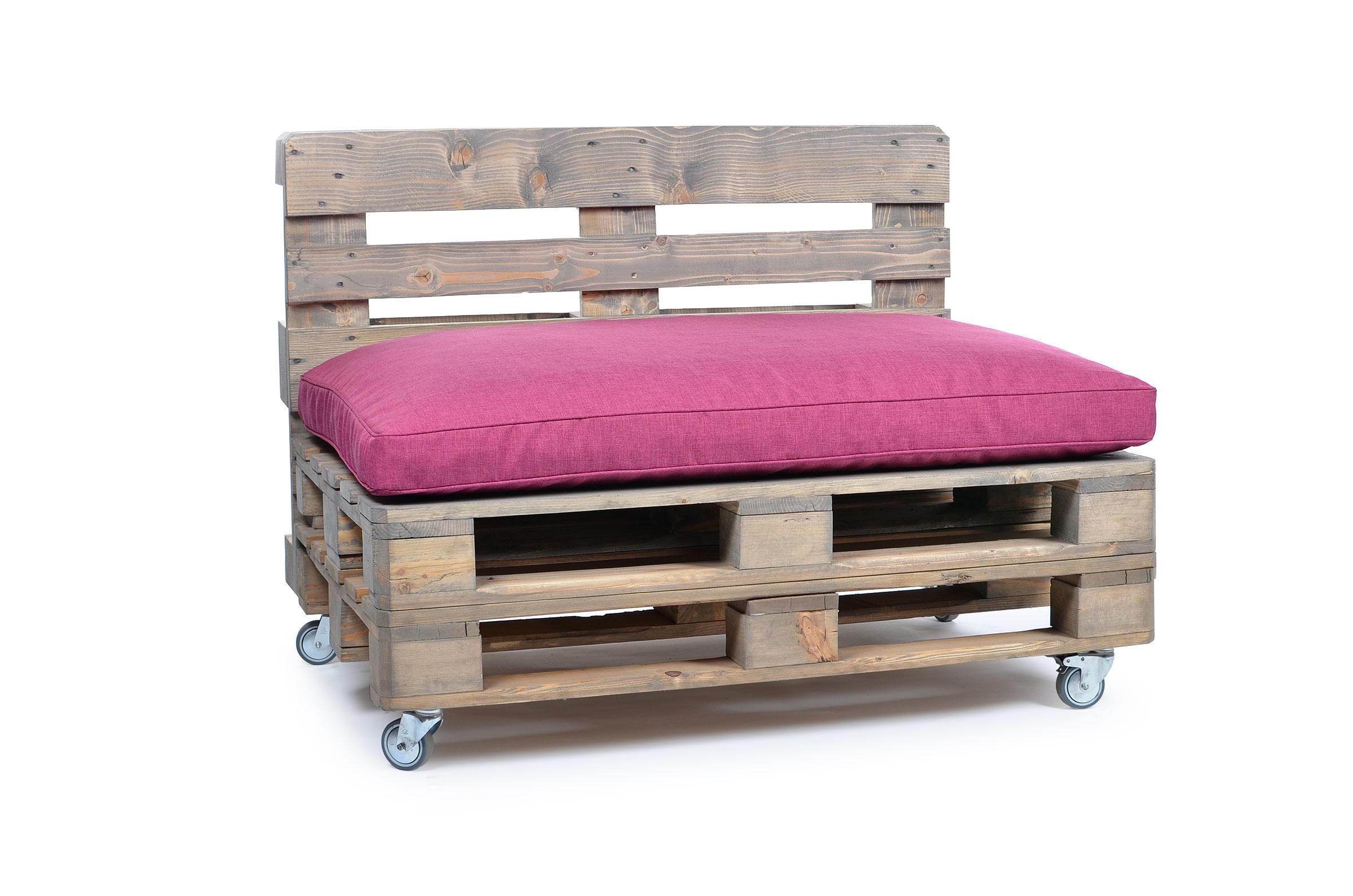 matratzenkissen palettenkissen 8 farben passende. Black Bedroom Furniture Sets. Home Design Ideas